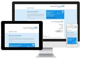 Patient portal croydon